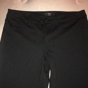 Mossimo Black Dress Pants